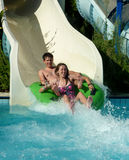 water slide Stock Photos