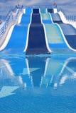 Water slide Royalty Free Stock Photo