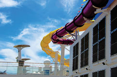 Water Slide on NCL Stock Images