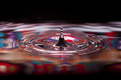 Water small cup Royalty Free Stock Images