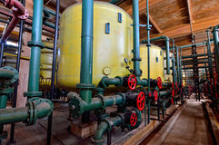 Water softening plant #2 Stock Photo