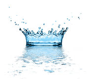Water splash Stock Images
