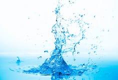 Water splash. Royalty Free Stock Photo