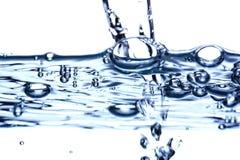 Water splash. Abstract image of water splash stock photos