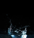 Water splash Stock Photography