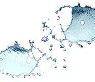 Water Splash Abstract Royalty Free Stock Photo