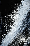 Water splash, cascade Royalty Free Stock Photo