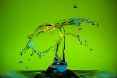 Water Splash Royalty Free Stock Photography