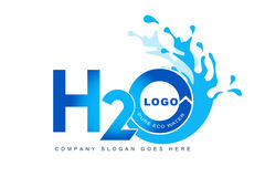 Water Splash Logo Stock Images