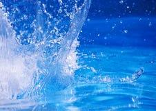 Water splash Royalty Free Stock Photo