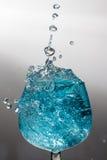 Water splash Stock Photo