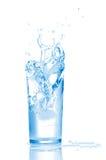 Water splashes Royalty Free Stock Photos