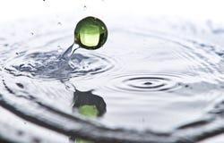 Water splashes Stock Photos
