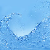Water splashing Stock Images