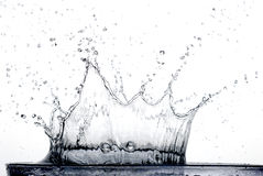 Water Splashing Royalty Free Stock Image