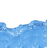 Water splashing Royalty Free Stock Photo