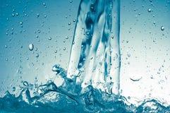 Water with splashing Royalty Free Stock Photos