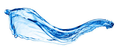 Water splashing Royalty Free Stock Images