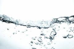 Water splashing Stock Photography