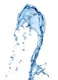 Water splashing Royalty Free Stock Image
