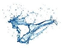 Water splashing Royalty Free Stock Photo