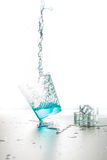 Water splashing Stock Photos