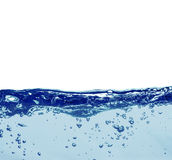 Water splashing royalty free stock photos