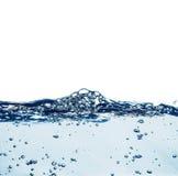 Water splashing stock photo