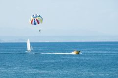 Water sport Royalty Free Stock Images