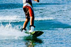 Water sport Stock Images