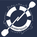 Water sport Royalty Free Stock Photo
