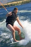Water sports Royalty Free Stock Photography