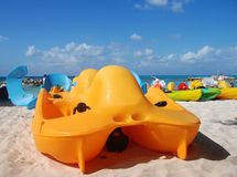 Water sports equipment Stock Photography