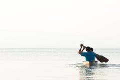 Water Sports Stock Photo