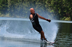 Water Sports - Water Skiing Royalty Free Stock Photos