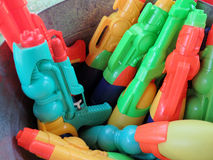 Water spray gun Royalty Free Stock Images