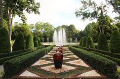 water springbrunnen Royaltyfri Foto