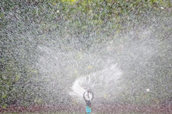 Water sprinkler Royalty Free Stock Photo