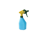 Water sprinkler. Manual small spray bottle of water Royalty Free Stock Image
