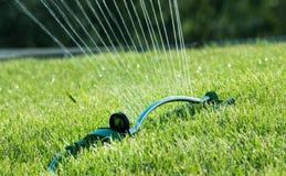 Water sprinkler Royalty Free Stock Photo