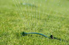 Water sprinkler Stock Photos