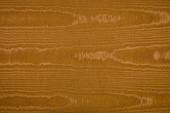 Water stained fabric 6. Moire fabric in brown or caramel that resembles water stained silk Stock Photo