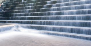 Water and Stairs Royalty Free Stock Photo