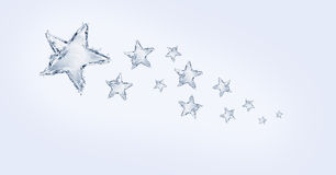 Free Water Star Trail Royalty Free Stock Photos - 57608188