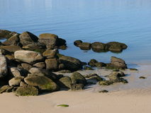 Water stones Royalty Free Stock Photos