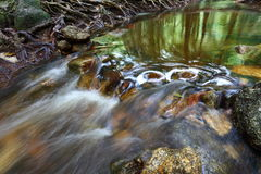 Water Stream Royalty Free Stock Photos