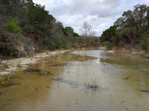 Water stream Royalty Free Stock Photo