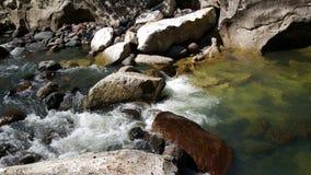 Water stream. Water strem in Cañón de Somoto in Nicaragua Stock Photos