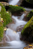 Water streaming Royalty Free Stock Images
