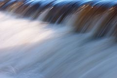 Water, stroom, waterval Stock Foto's